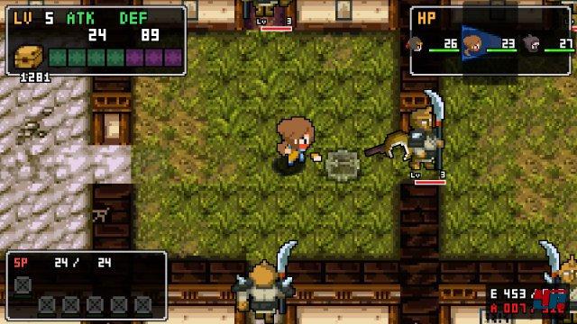 Screenshot - Cladun Returns: This Is Sengoku! (PC) 92545067