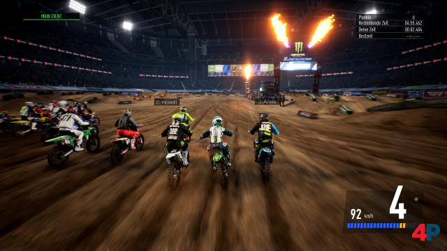 Screenshot - Monster Energy Supercross - The Official Videogame 3 (PS4) 92605453