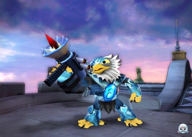Screenshot - Skylanders: Giants (Wii_U) 92426932