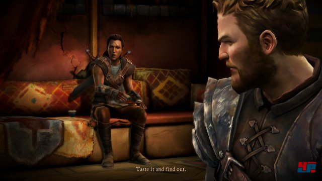 Screenshot - Game of Thrones - Episode 2: The Lost Lords (PC)