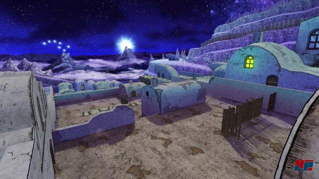 Screenshot - JoJo's Bizarre Adventure: Eyes of Heaven (PlayStation3) 92497619