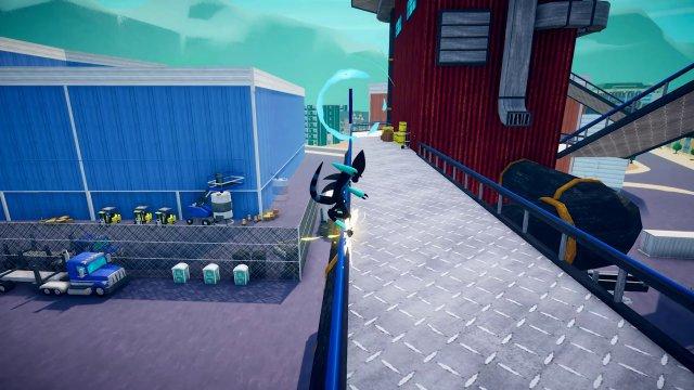 Screenshot - Ben 10: Power Trip (PC, PS4, Switch, One)