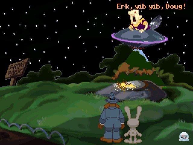 Screenshot - Sam & Max Hit the Road (PC) 92431812