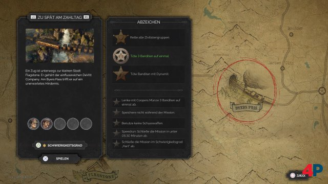 Screenshot - Desperados 3 (PS4) 92616050