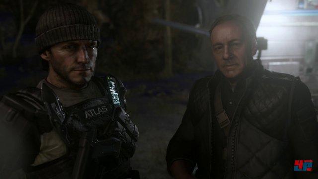 Die engagierte Leistung von Charakterdarsteller Kevin Spacey wird zwar in den Zwischensquenzen gut in Szene gesetzt, kann Jonathan Irons aber nur bedingt Tiefe verleihen.