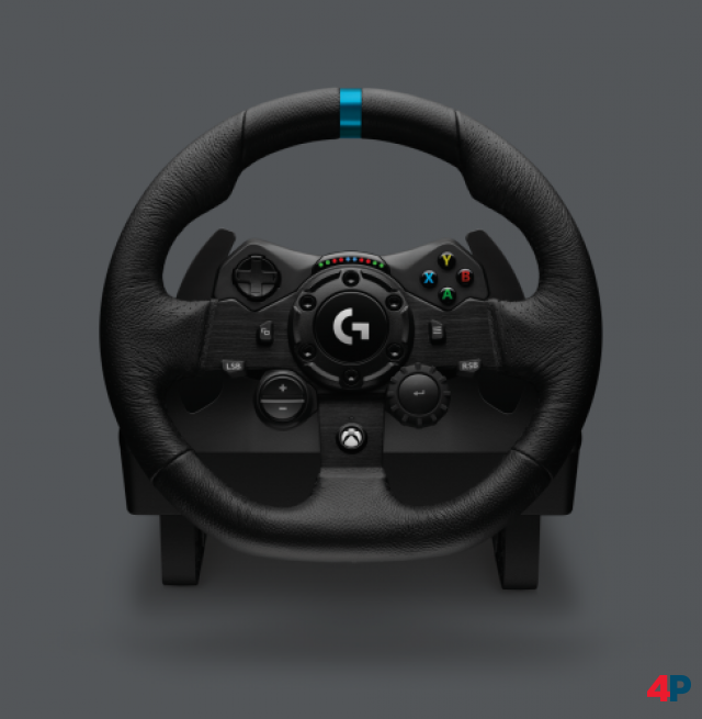 Screenshot - Logitech G923 (PC, PS4, PlayStation5, One, XboxSeriesX)