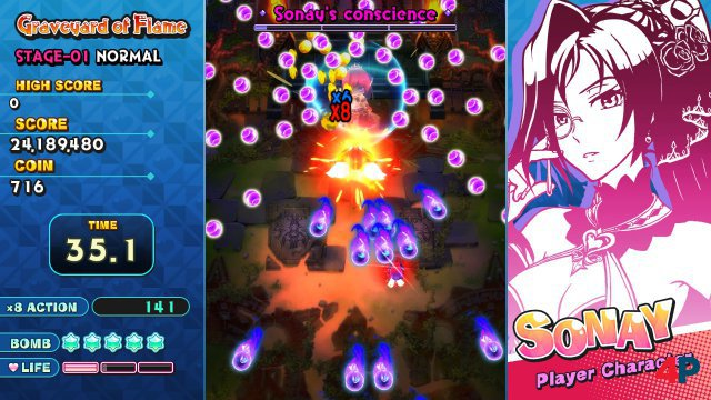 Screenshot - Sisters Royale: Five Sisters Under Fire (Switch) 92605369