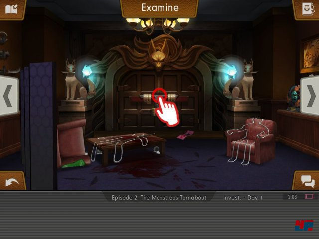 Screenshot - Phoenix Wright: Ace Attorney - Dual Destinies (iPad) 92488599