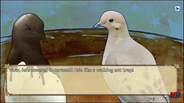 Screenshot - Hatoful Boyfriend: Holiday Star (PC) 92517606
