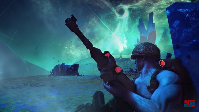 Screenshot - Rogue Trooper Redux (Switch)