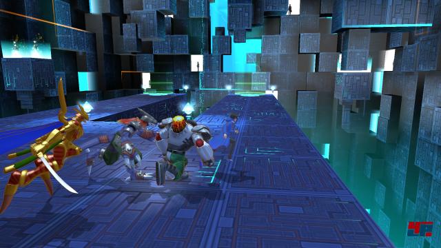 Screenshot - Digimon Story: Cyber Sleuth - Hacker's Memory (PS4) 92542703
