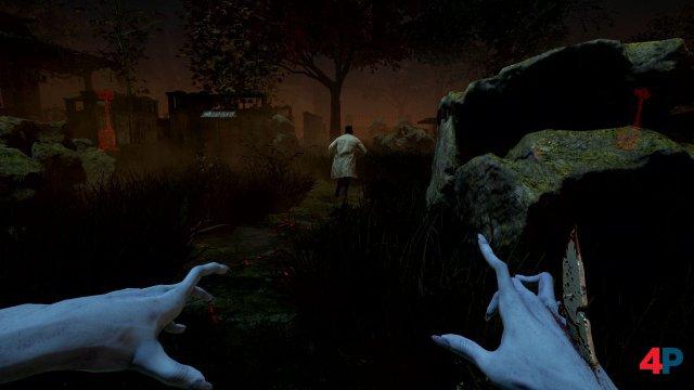 Screenshot - Dead by Daylight (Switch)