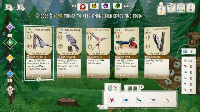 Screenshot - Wingspan (Switch)