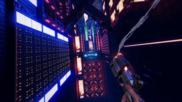 Screenshot - Turbo Overkill (PC)