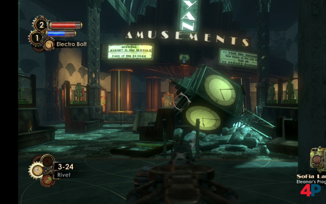 Screenshot - BioShock: The Collection (Switch)