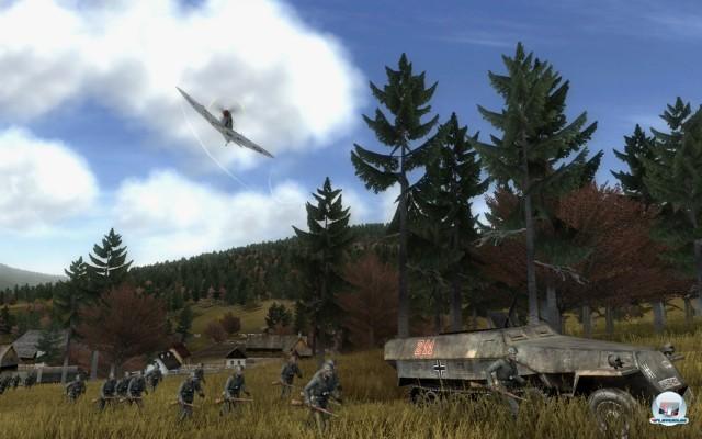 Screenshot - Air Conflicts: Secret Wars (PC) 2234239