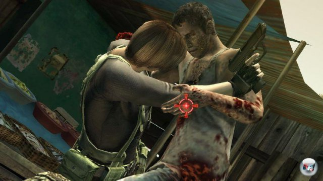 Screenshot - Resident Evil (360, GC, PC, PS3, PS4, Switch, One)