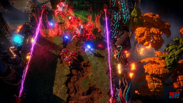 Screenshot - Nex Machina (PC)