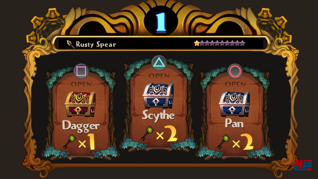 Screenshot - Lapis x Labyrinth (PS4) 92588405