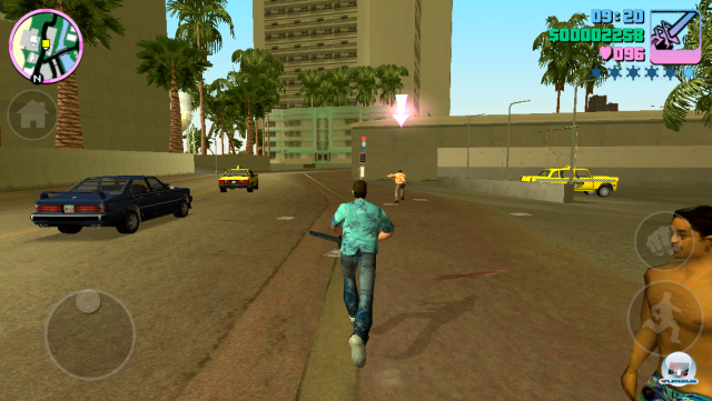 Screenshot - Grand Theft Auto: Vice City (iPhone) 92430657