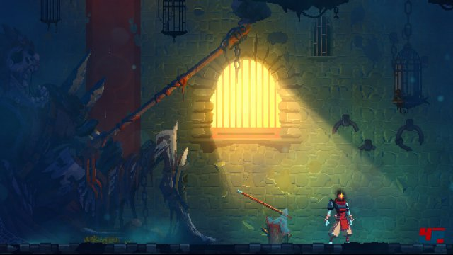 Screenshot - Dead Cells (Linux)
