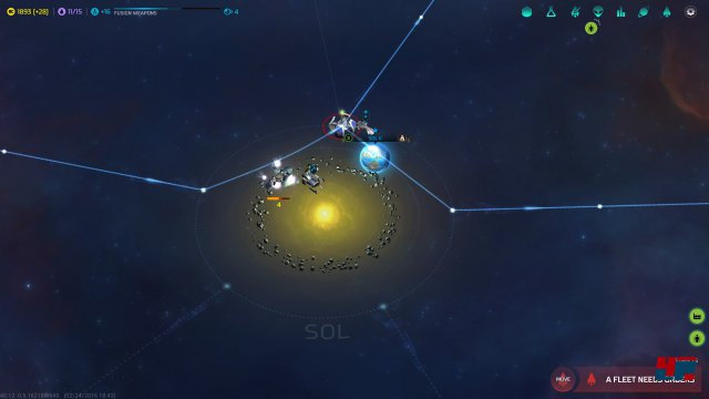 Screenshot - Master of Orion (PC) 92520950