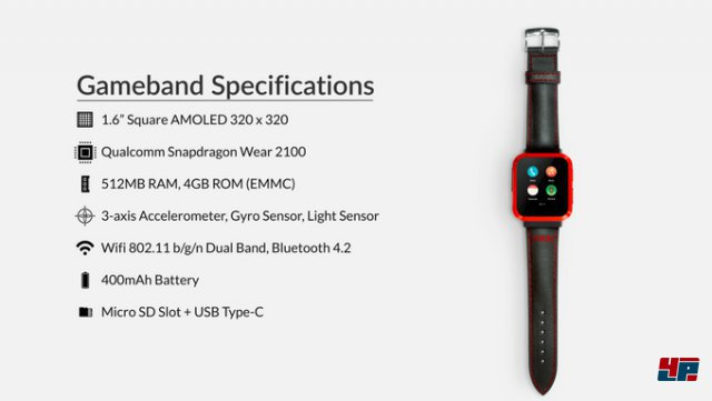 Screenshot - Gameband (Android)