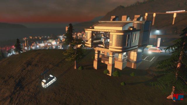 Screenshot - Cities: Skylines - Mass Transit (Linux)