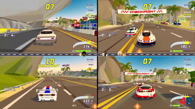Screenshot - Hotshot Racing (PC)