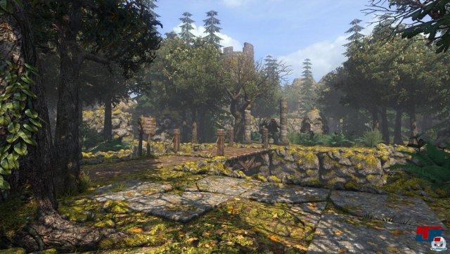 Legend of Grimrock 2<br><br>Der Vorgänger nutzte den Schwung der Retrowelle und belebte die Ära von Dungeon Master und Lands of Lore - der Nachfolger wird größer, führt auch in die Welt außerhalb der Gewölbe, die Monster sollen gefährlicher sein. Kein Wunder: Das Team wurde mit drei zusätzlichen Entwicklern glatt verdoppelt! Wie viele erfolgreiche Spiele trat Legend of  Grimrock übrigens einen kleinen Trend los... 92474803