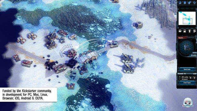 Screenshot - Battle Worlds: Kronos (PC) 92471982