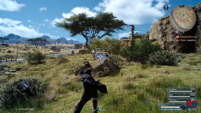 Screenshot - Final Fantasy 15 (PC) 92560947