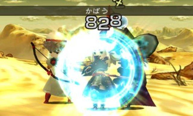 Screenshot - Bravely Default: Flying Fairy (3DS) 2372377