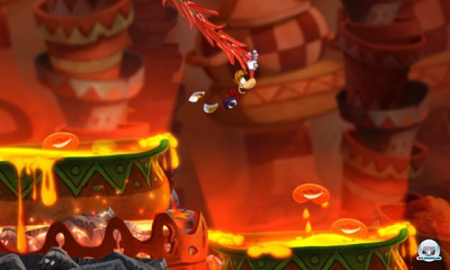 Screenshot - Rayman Origins (3DS) 2367072