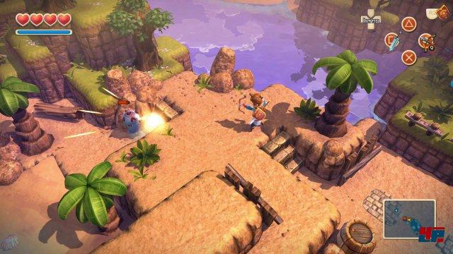 Screenshot - Oceanhorn: Monster of Uncharted Seas (PS4) 92533655