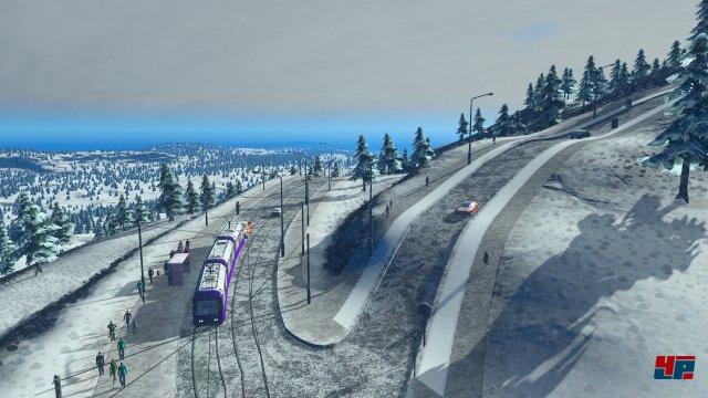 Screenshot - Cities: Skylines Snowfall (PC)