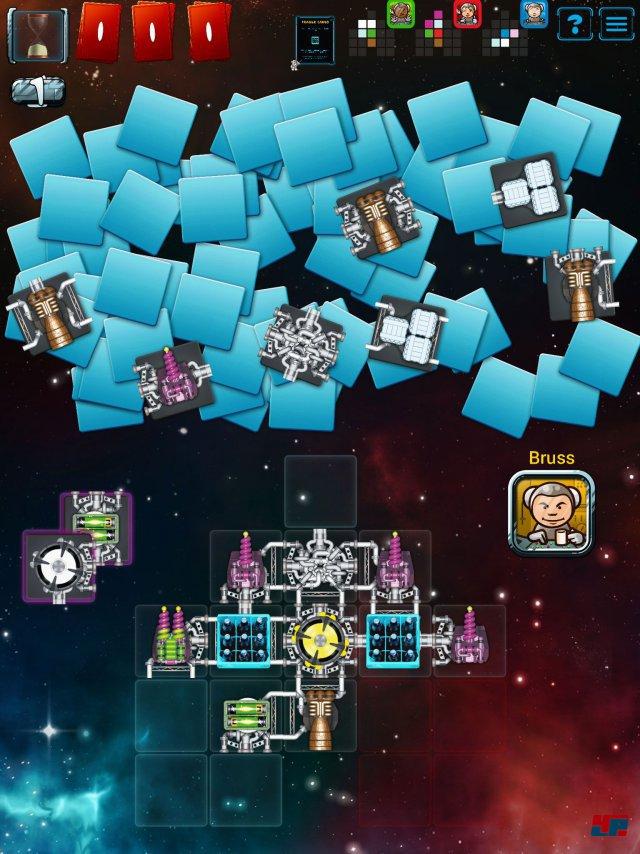 Screenshot - Galaxy Trucker (iPad)