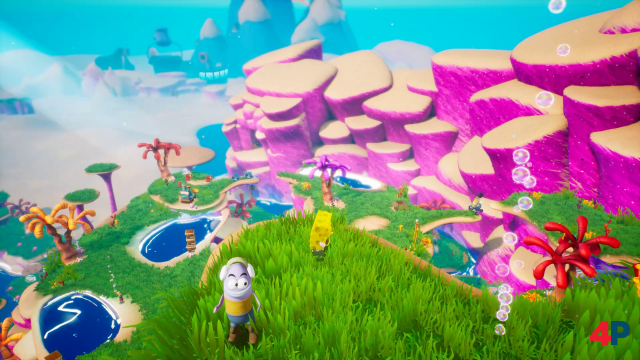 Screenshot - SpongeBob SquarePants: Battle for Bikini Bottom - Rehydrated (PC) 92617411