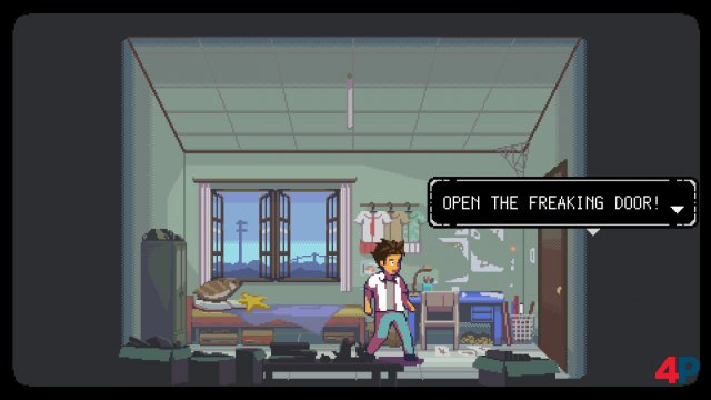 Screenshot - A Space For The Unbound (PC)