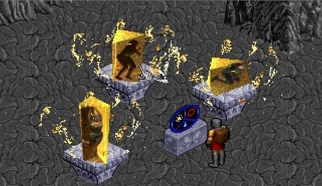 Ultima 8: The Lost Vale<br><br>Ultima 8 war ein sehr ungewöhnliches Spiel: Weniger episch als die Vorgänger, leichter zugänglich, grafisch komplett generalüberholt. Solche radikalen Änderungen tendieren natürlich dazu, die Fangemeinde zu spalten - und zack, schon hatte das Game nicht nur Spitznamen wie »Super Avatar Bros.«, sondern auch mit mäßigen Verkaufszahlen zu kämpfen. Die waren 1994 auch der Grund für die Einstellung des Add-Ons, das laut Aussage von Designerin Sheri Graner Ray im Großen und Ganzen fertig und fast schon auf dem Weg ins Kopierwerk war. Im gleichen Atemzug wurde übrigens auch die in Arbeit befindliche CD-Fassung von Ultima 8 gekippt, die nicht nur das Add-On, sondern auch durchgehende Sprachausgabe enthielt. 1751743