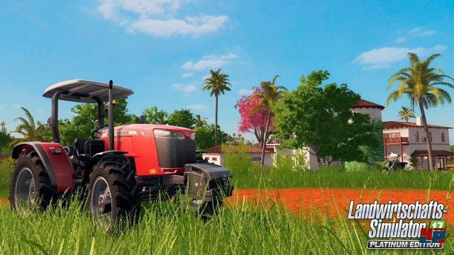 Screenshot - Landwirtschafts-Simulator 17 (Mac)