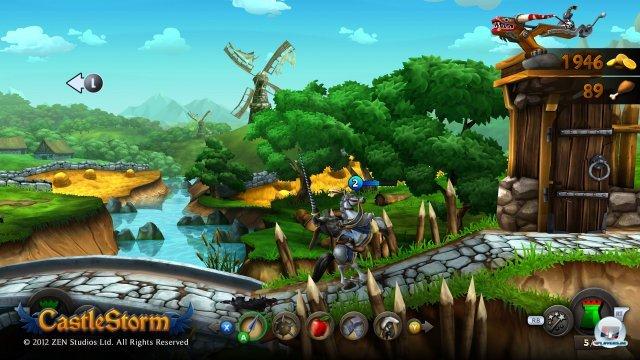 Screenshot - CastleStorm (360) 2389457