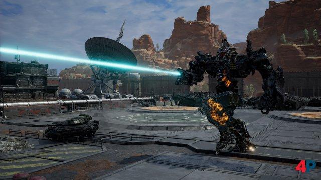 Screenshot - MechWarrior 5: Mercenaries (PC) 92602629