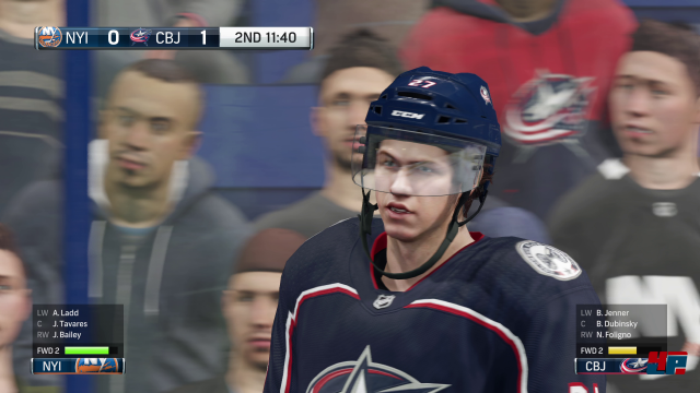 Screenshot - NHL 18 (PS4)