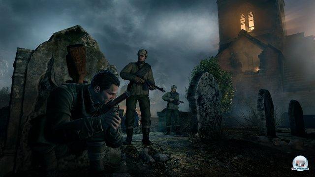 Screenshot - Sniper Elite V2 (PC) 2347537