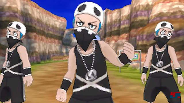 Screenshot - Pokémon Sonne & Mond (3DS) 92536870