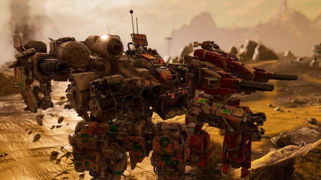 Screenshot - MechWarrior 5: Mercenaries (PC, XboxSeriesX) 92641145