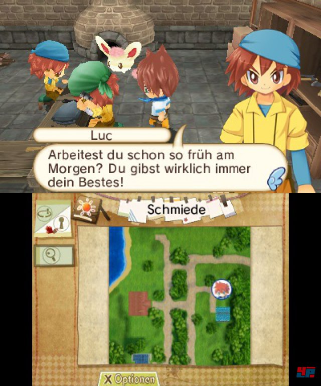 Screenshot - Hometown Story (3DS) 92477343