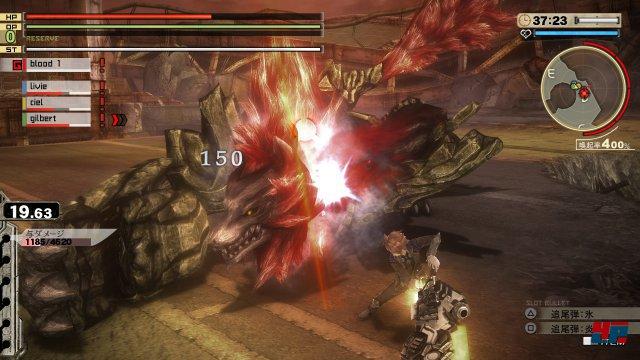 Screenshot - God Eater 2 (PlayStation4) 92494771