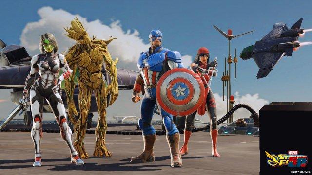 Screenshot - Marvel Strike Force (Android) 92562452